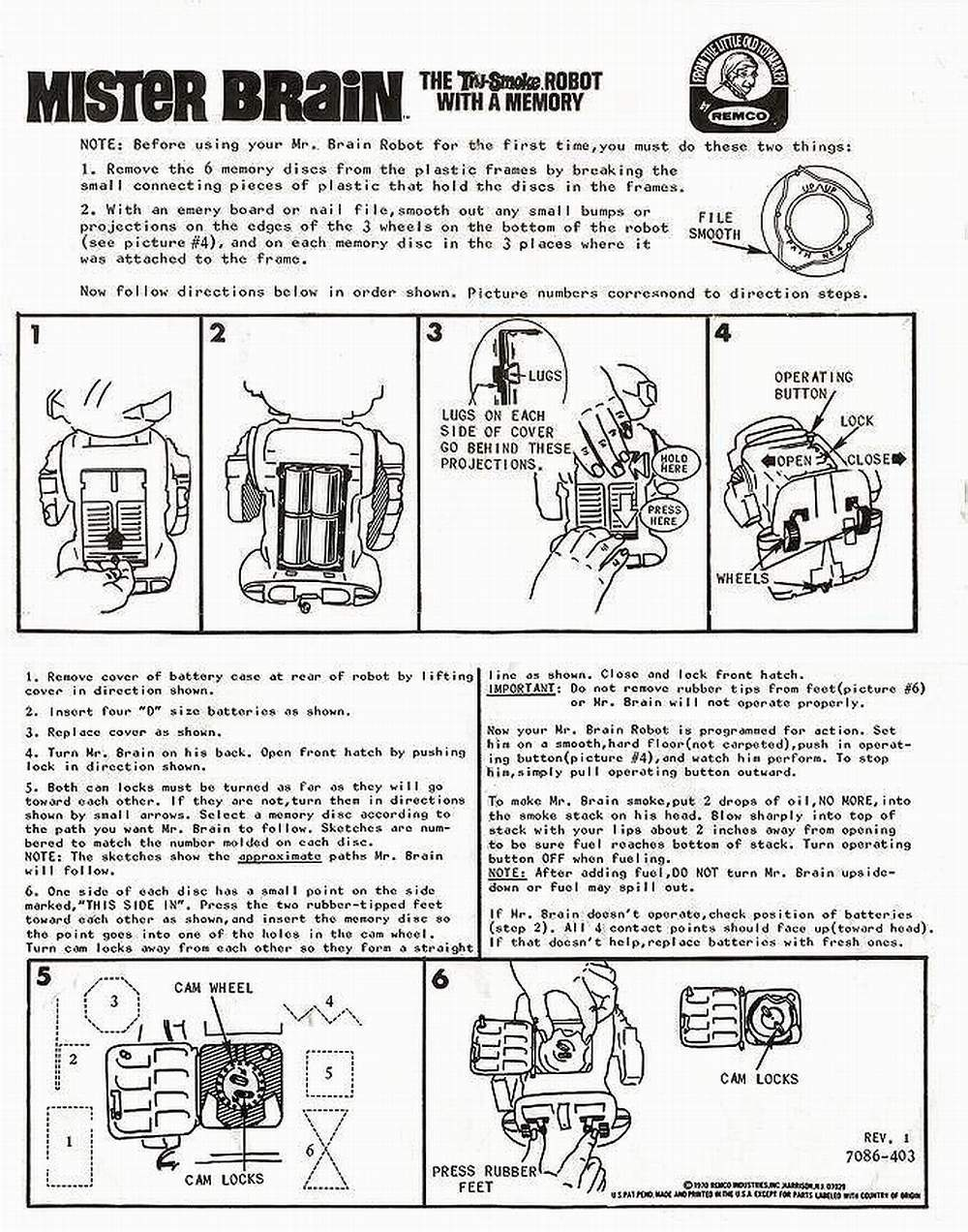 инструкция к furby 2005